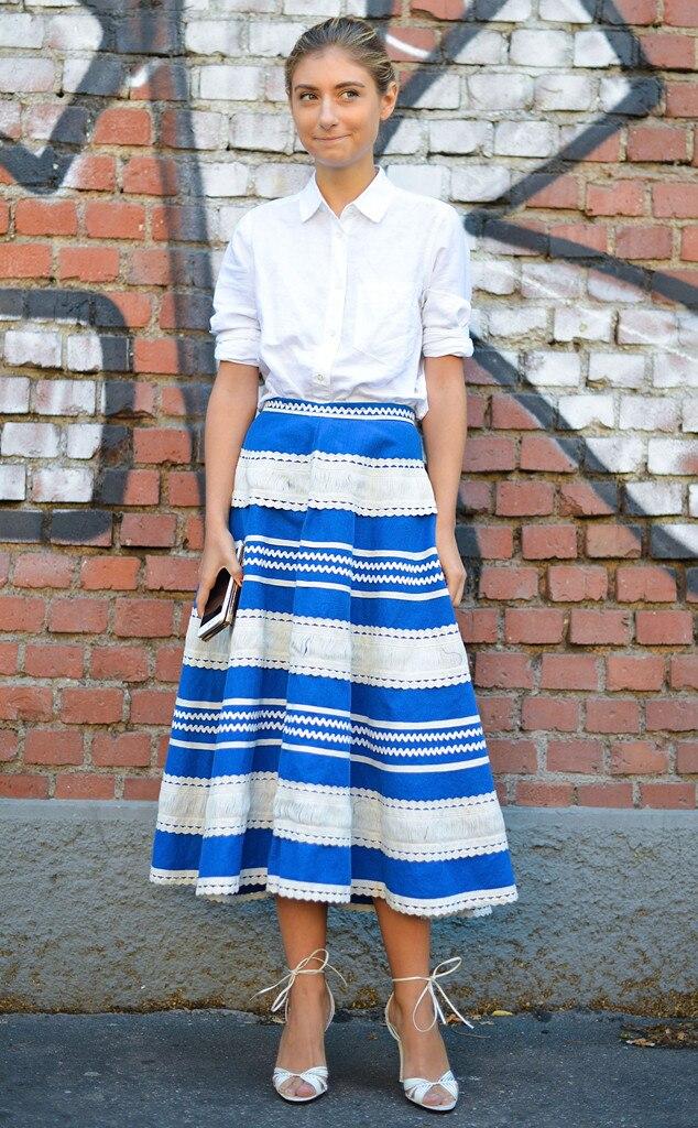 Jenny Walton This Week S Style Icon: Jenny Walton From Street Style At Milan Fashion Week