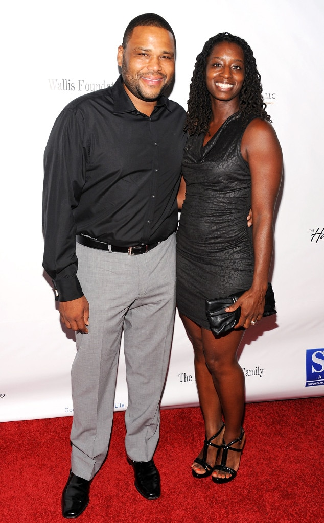 Anthony Anderson, Alvina Stewart