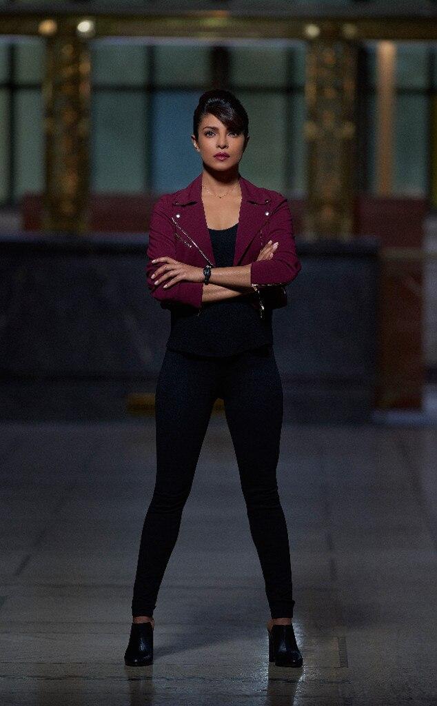 Priyanka Chopra, Quantico, ABC
