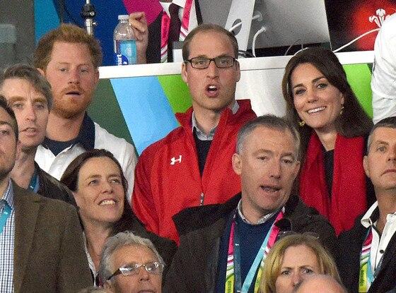 Prince Harry, Prince William, Duke of Cambridge, Catherine Duchess of Cambridge