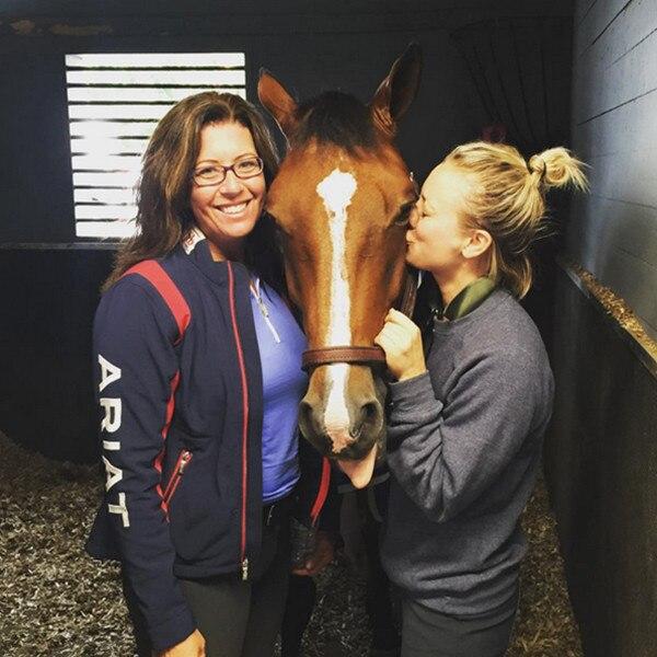 Kaley Cuoco, Horse