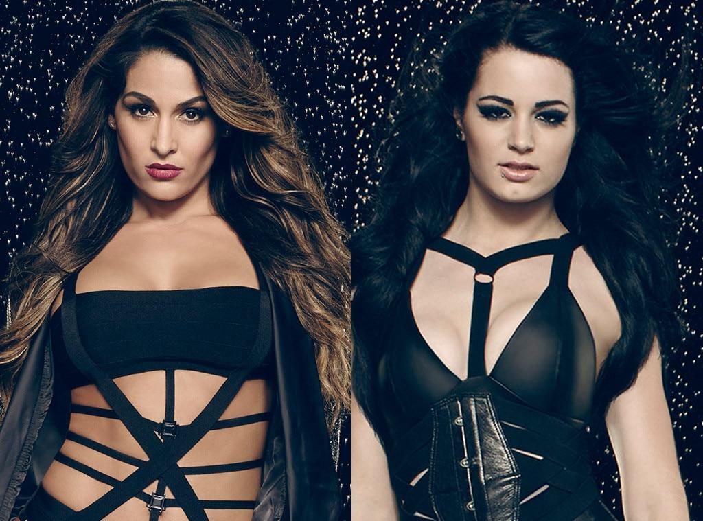 Nikki Bella, Paige, Total Divas