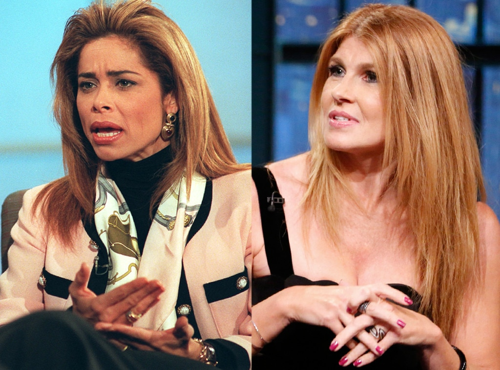 Connie Britton, Faye Resnick, American Crime Story