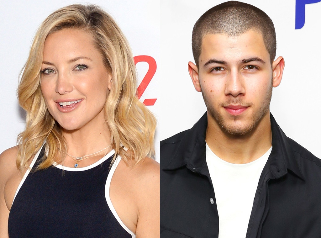 Kate Hudson, Nick Jonas