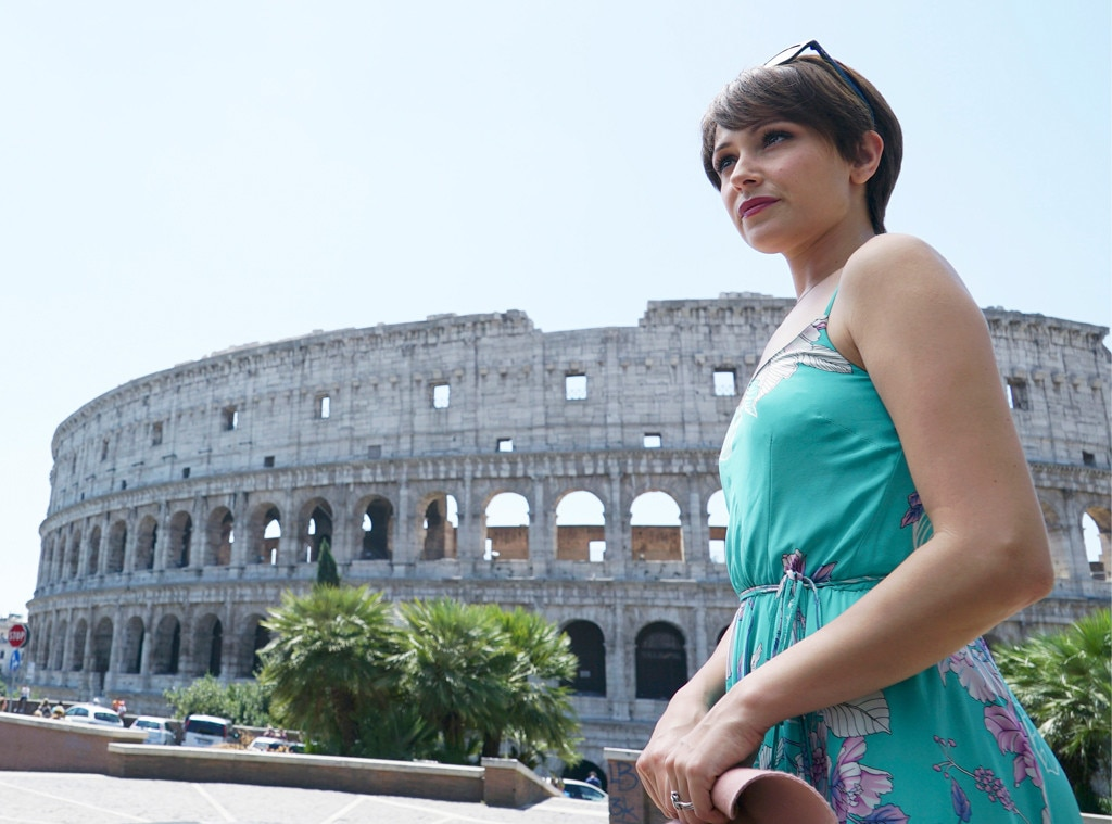 Chasing Life, Italia Ricci