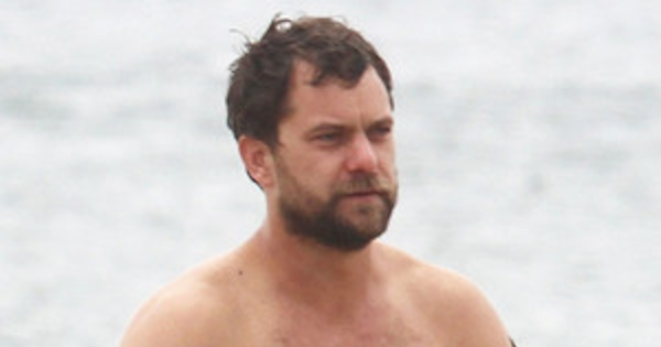 cc43d984b003e joshua jackson goes surfing solo in montauk see his hot