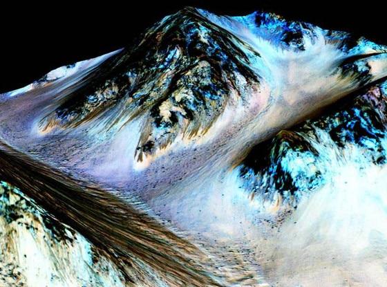 Mars, Water, Nasa