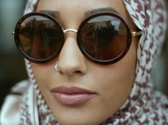 Hijab, Model, H&M