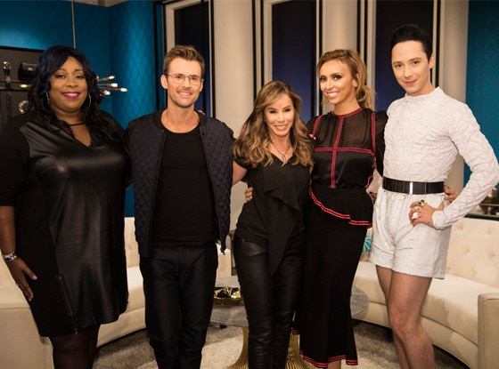 Fashion Police, Johnny Weir, Loni Love