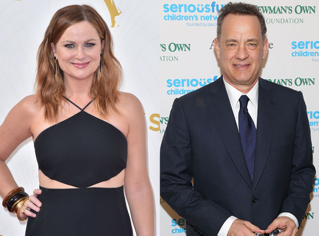 Tom Hanks, Amy Poehler