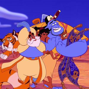 Aladdin, Disney