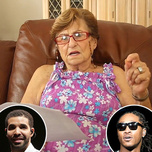 this grandma is 39 39 really ashamed 39 39 with drake future for. Black Bedroom Furniture Sets. Home Design Ideas
