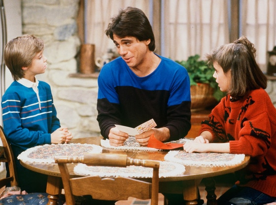 Who's The Boss, Tony Danza, Danny Pintauro, Alyssa Milano