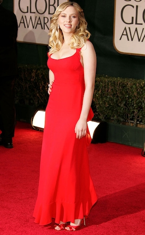 Scarlett Johansson, Celeb body parts