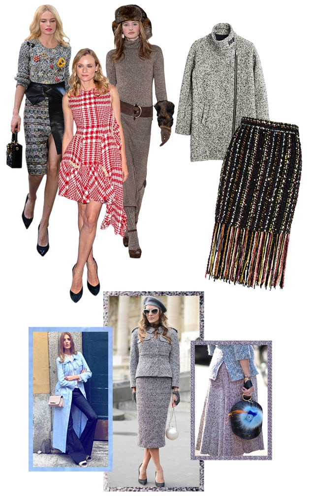 Fall Trends, Tweed