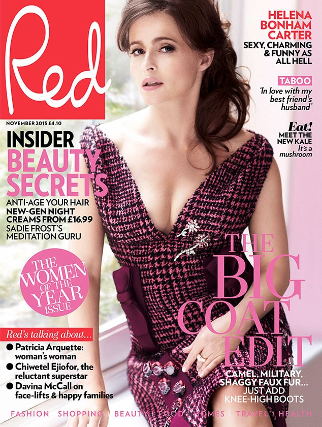 Helena Bonham Carter, Red Magazine