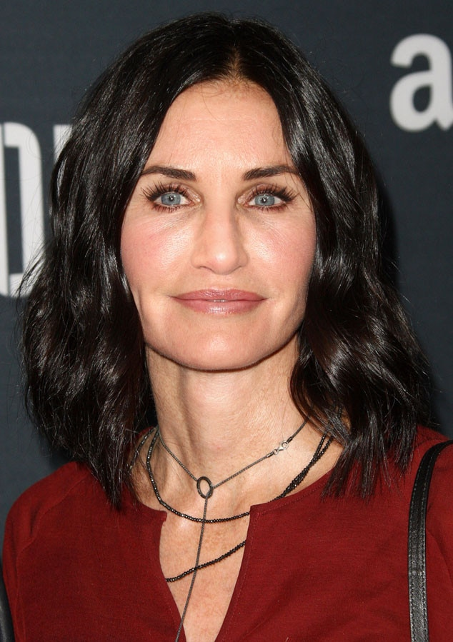 Courteney Cox, Celeb body parts, Photoshopped