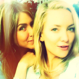 Kate Hudson, Jennifer Aniston, Instagram