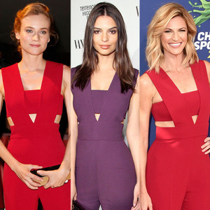 Diane Kruger, Emily Ratajkowski, Erin Andrews
