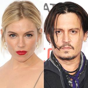 Johnny Depp, Sienna Miller