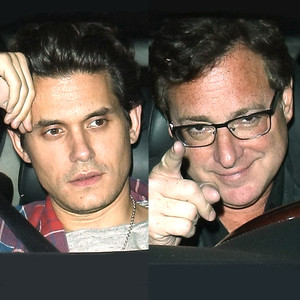 John Mayer, Bob Saget