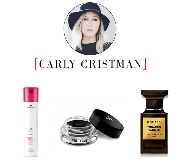 ESC, Fall Beauty Essentials