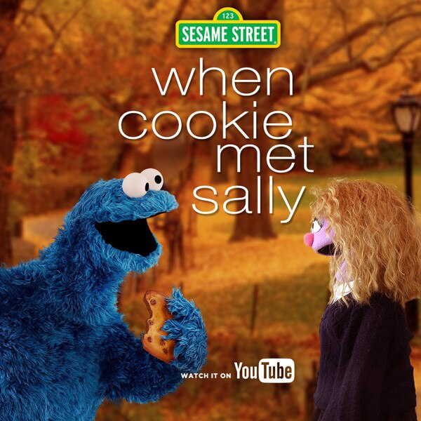 Sesame Street, When Cookie Met Sally