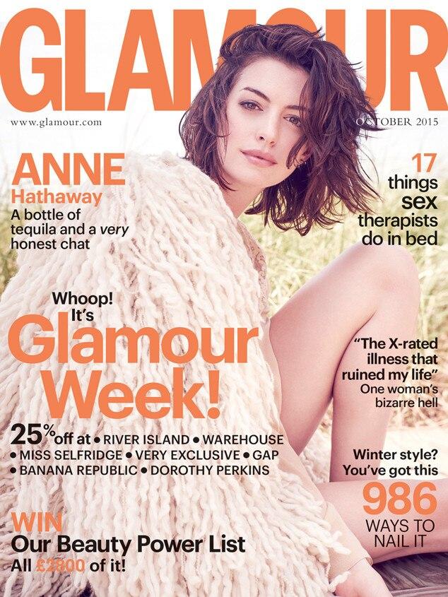 Anne Hathaway, Glamour