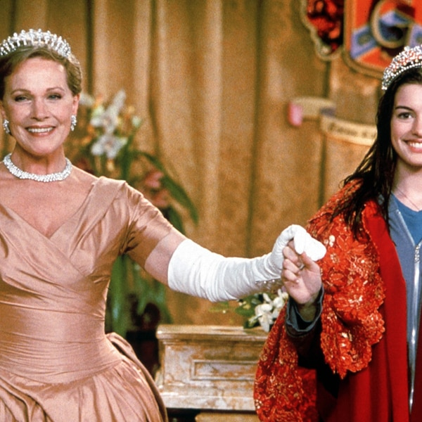 The Princess Diaries, 2001 From Julie Andrews' Best Roles
