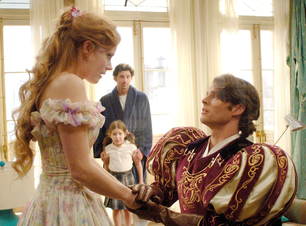 Amy Adams, James Marsden, Enchanted