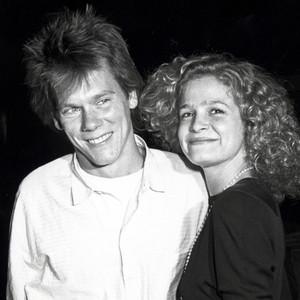 Kevin Bacon, Kyra Sedgwick, 1987