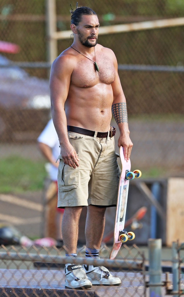 scott eastwood and more hot guys are shirtless sexy and