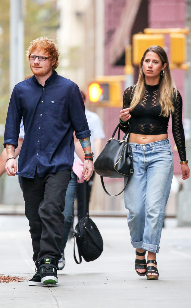Ed Sheeran, Cherry Seaborn