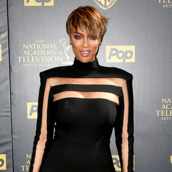 Tyra Banks: Now From Supermodels: Then And Now
