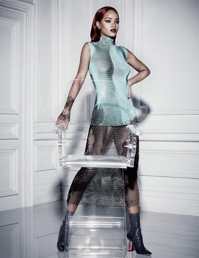 Rihanna, Dior Magazine