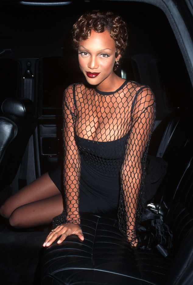 Tyra Banks Now: Tyra Banks: Then From Supermodels: Then And Now