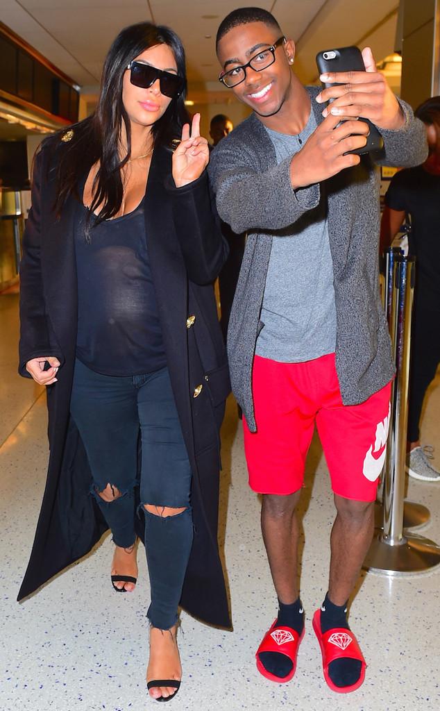 Kim Kardashian, Selfies