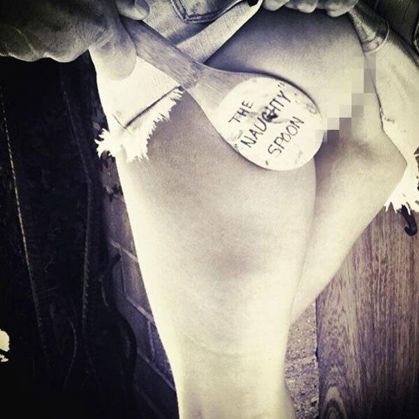 Heidi Klum, Butt, Instagram