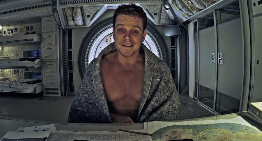 Matt Damon, The Martian