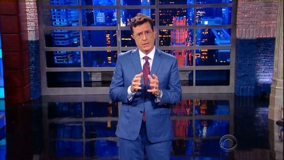 Stephen Colbert, The Late Show