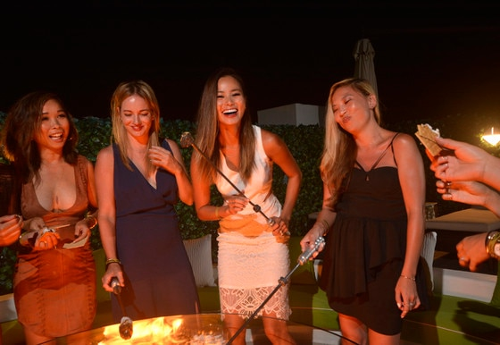 Jamie Chung, Bachelorette Party