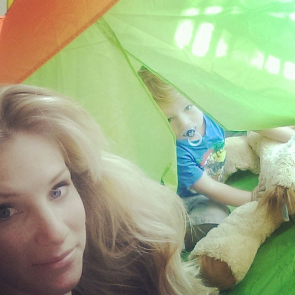 Heather Morris, Instagram