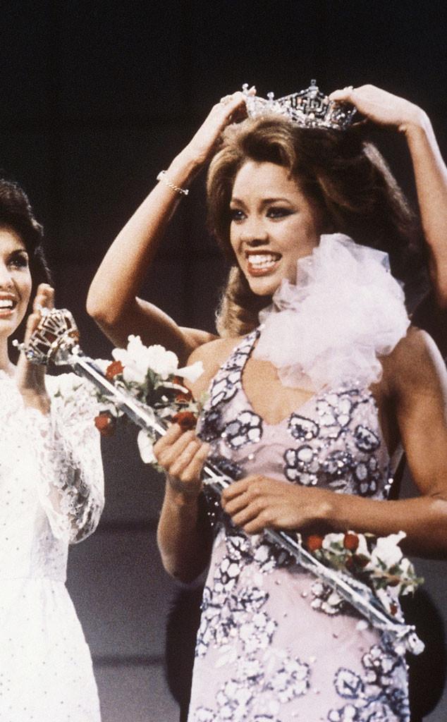 Celebrity Beauty Queens, Vanessa Williams, Miss America 1984