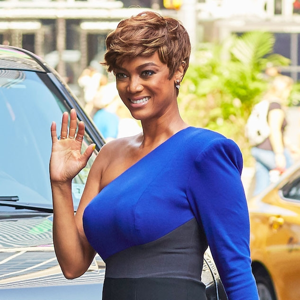 Tyra Banks Contact: Tyra Banks From The Big Picture: Today's Hot Photos