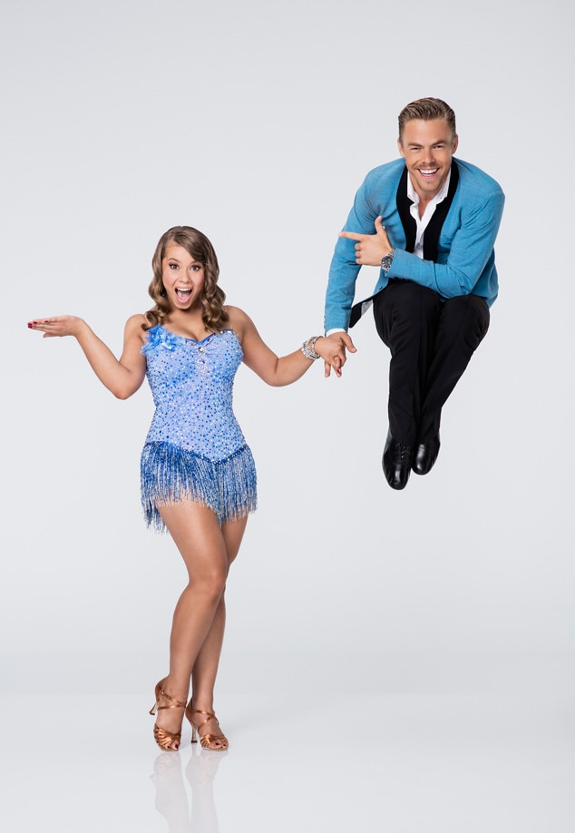 Bindi Irwin, Derek Hough, Dancing with the Stars