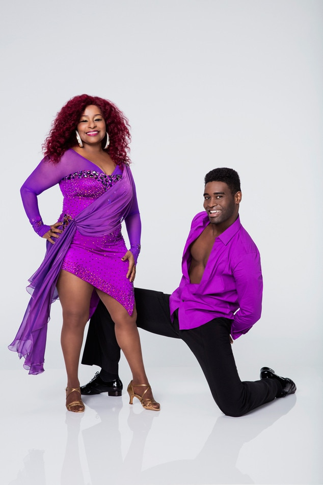 Keo Motsepe, Chaka Khan, Dancing with the Stars