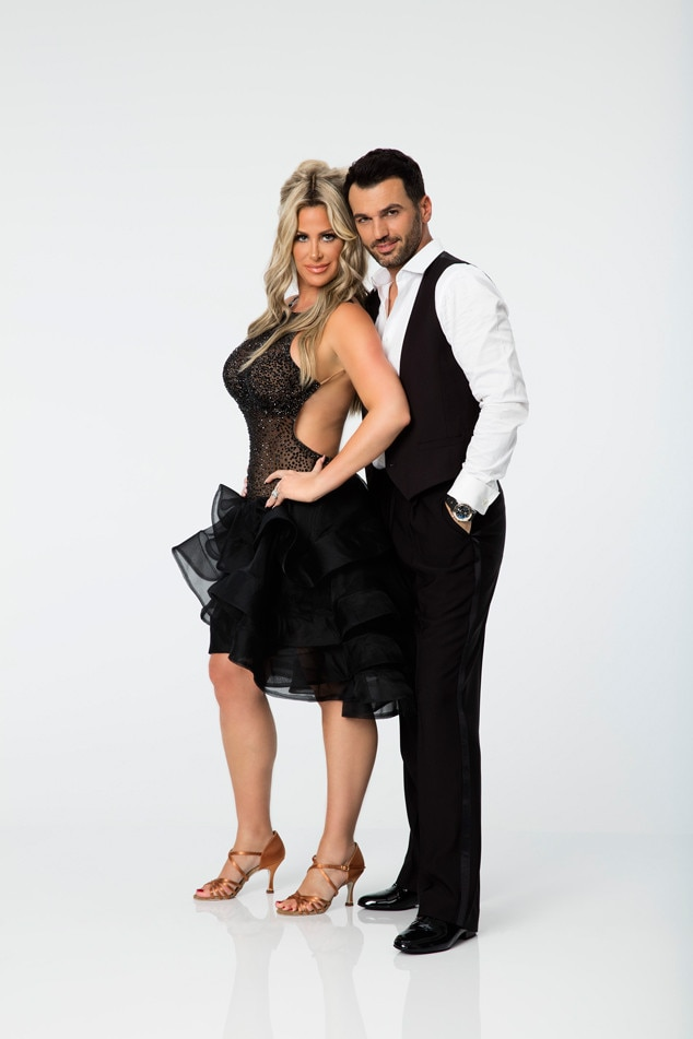 Kim Zolciak, Tony Dovolani, Dancing with the Stars