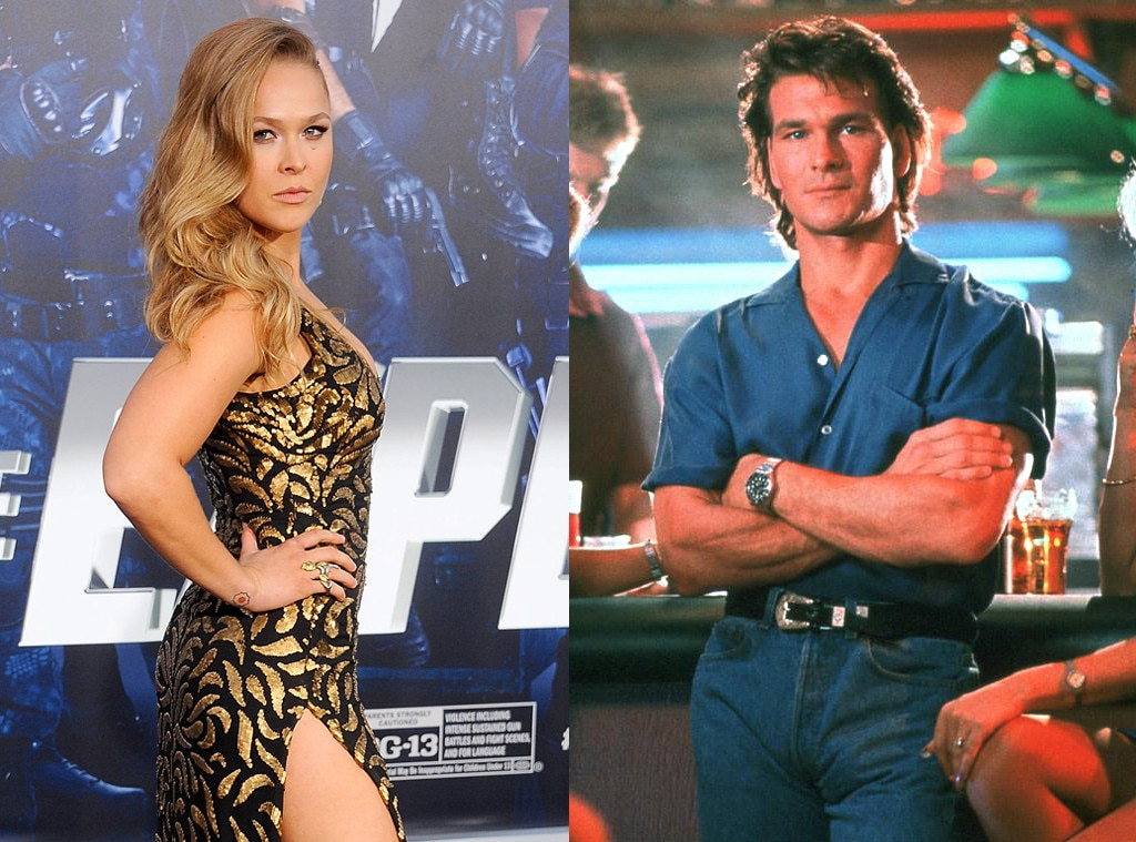 Ronda Rousey, Roadhouse