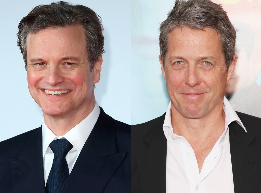 Colin Firth, Hugh Grant