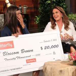 Caitlyn Jenner, Ellen DeGeneres, Blossom